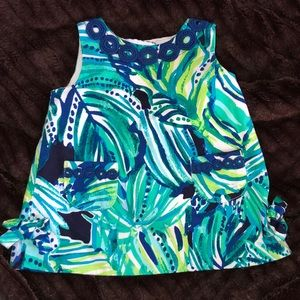 Like NEW! Lilly Pulitzer Dress size 3-6 months